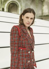Juliette Dol special guests at Chanel Fashion Show FW2021