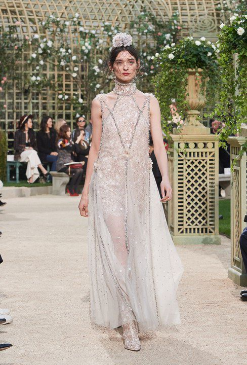 Chanel Haute Couture Spring Summer 2018 collection