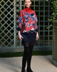 Audrey Marnay Special guests Spring-Summer 2018 Chanel Haute Couture Collection