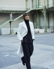 Caroline de Maigret Special guests Spring-Summer 2018 Chanel Haute Couture Collection