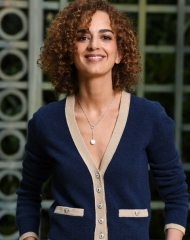 Leila Slimani Special guests Spring-Summer 2018 Chanel Karidja Touré Haute Couture Collection