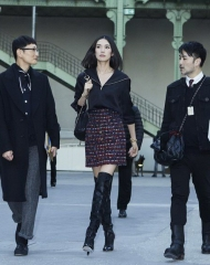 Tao Okamoto Special guests Spring-Summer 2018 Chanel Haute Couture Collection