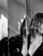 Lily Rose-Depp - Chanel Haute Couture Spring Summer 2021 Family Portraits Book Paris 2021 © Anton Corbijn