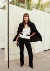 Caroline de Maigret in Chanel Spring Summer 2020 Haute Couture