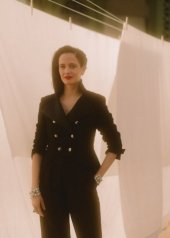 Eva Green in Chanel Spring Summer 2020 Haute Couture