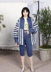 Nana Komatsu in Chanel Spring Summer 2020 Haute Couture (photo by Julien M. Hekimian)