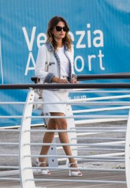 Penelope Cruz wore Chanel lat the 78h Venice International Film Festival