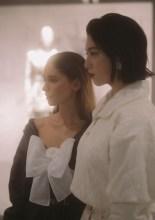 Iris Law & Ayaka Miyoshi Chanel Mademoiselle Privé Tokyo exhibition
