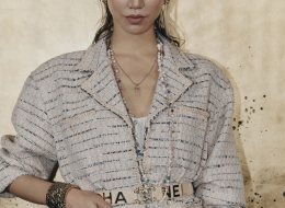 Soo Joo Park  - Chanel Paris New York 2018-19 Metiers d'art Replica show in Seoul