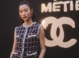 Ji Hye Park - Chanel Paris New York 2018-19 Metiers d'art Replica show in Seoul