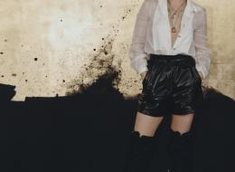 Kristen Stewart Chanel Paris New York 2018-19 Metiers d'art Replica show in Seoul
