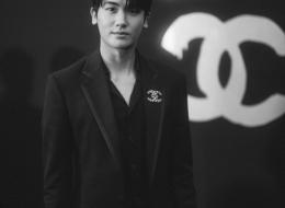 Hyung Sik Park - Chanel Paris New York 2018-19 Metiers d'art Replica show in Seoul