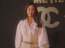 Ryeo Won Jung - Chanel Paris New York 2018-19 Metiers d'art Replica show in Seoul