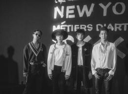 Winner - Chanel Paris New York 2018-19 Metiers d'art Replica show in Seoul