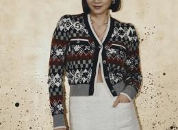 Yoon Ju Jang - Chanel Paris New York 2018-19 Metiers d'art Replica show in Seoul