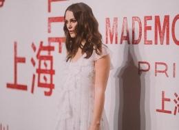 Mademoiselle Priv' Shanghai_18  April 2019 Keira KNIGHTLEY