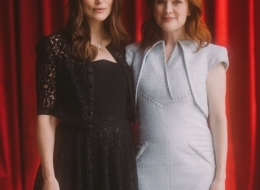 Mademoiselle Priv' Shanghai_18 April 2019_Keira KNIGHTLEY and Julianne MOORE