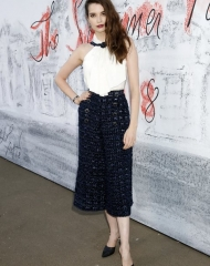 Margaret Clunie in Chanel - Summer Party London (ph by Darren Gerrish)