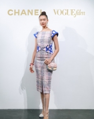 Chutimon in Chanel - Chanel & Vogue Film Dinner during the 21st Shanghai International Film