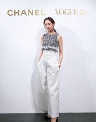 Ning Chang in Chanel - Chanel & Vogue Film Dinner during the 21st Shanghai International Film