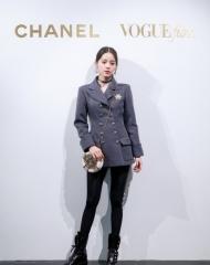 Ouyang Nana in Chanel - Chanel & Vogue Film Dinner during the 21st Shanghai International Film