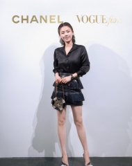 Sandra Ma in Chanel - Chanel & Vogue Film Dinner during the 21st Shanghai International Film