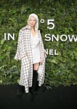 Soo Joo Park Chanel Ambassador  (photo by Matteo Prandoni/BFA.com)