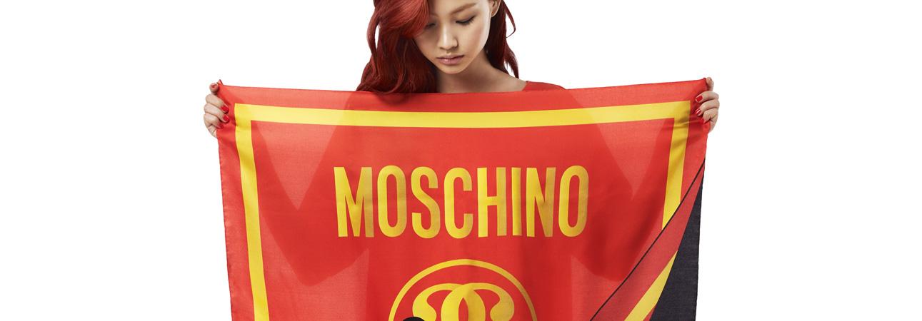 Chinese New Year Moschino