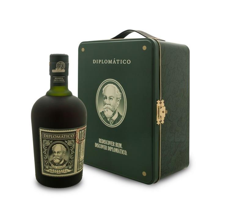 105 - Compagnia dei Caraibi - Edizioni Premium e Limited – Diplomatico Gin Pack