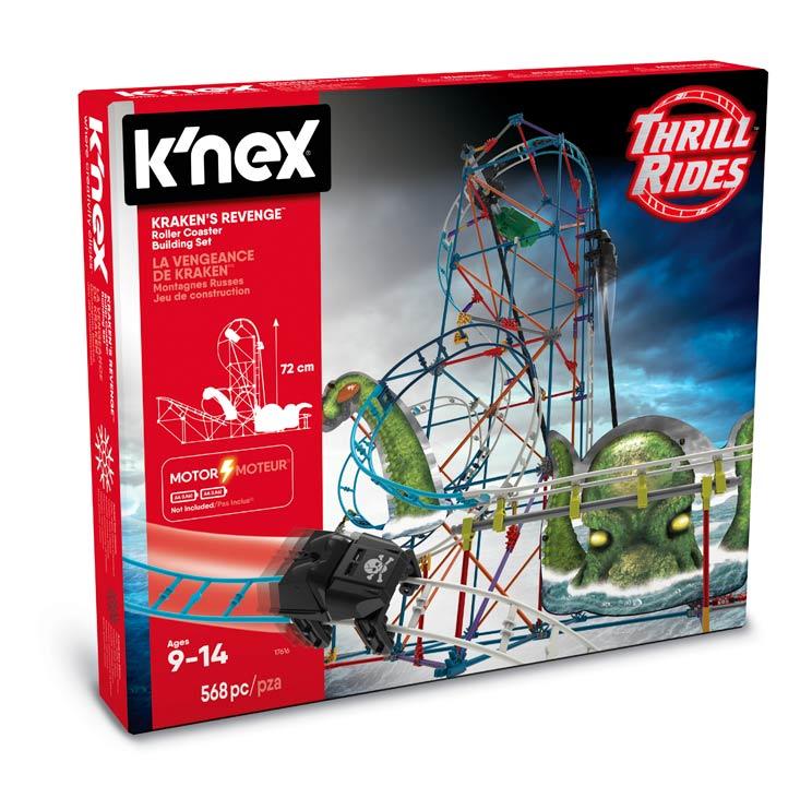 123 . K'nex grandi giochi di costruzioni