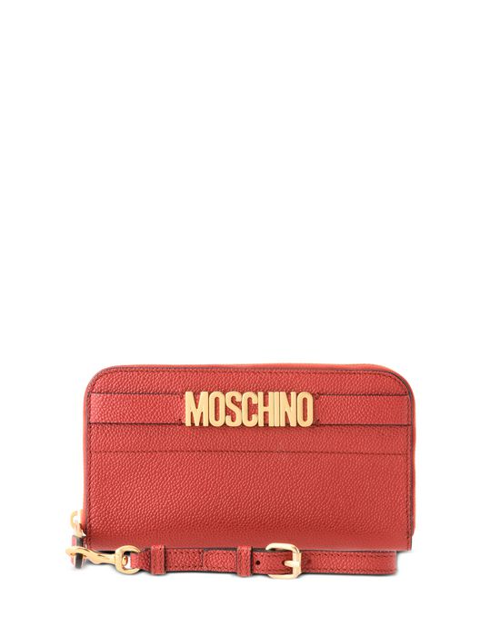 45 - Moschino women's Small leather goods