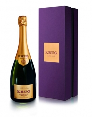 106 - Krug Grande Cuvée 163ème Edition Customizable Institutional Giftbox