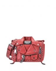 40 - Moschino women's Biker Bag