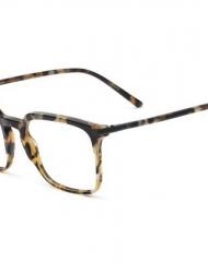 86 - Dolce&Gabbana Eyewear - L'occhiale è disponibile in eleganti varianti colore, tra cui: top nero su crystal, havana striata blu, havana