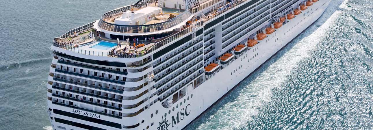 130 - MSC Crociere VACANZE ESTIVE 2018: viaggio, tra Mediterraneo, Nord Europa, USA, Caraibi e Cuba.