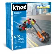 124 . K'nex grandi giochi di costruzioni