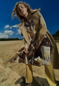Claudie Pierlot - Zanzibar capsule collection Fall Winter 2021