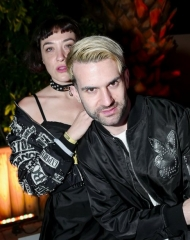 Mia Moretti, A-Trak . Coachella,Moschino (tv): H&M's next luxury partnership has been unveiled
