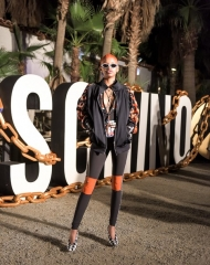 Coachella,Moschino (tv): H&M's next luxury partnership has been unveiled