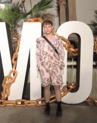 Tommy Dorfman . Coachella,Moschino (tv): H&M's next luxury partnership has been unveiled