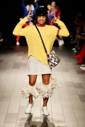 Desigual women'e Spring Summer 2018 Collection (Photo by Theo Wargo . Getty Imeges)