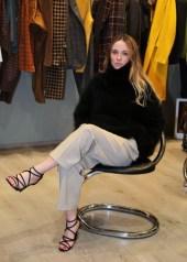 Donatella Raggio Falll Winter 2020/21 collection (photo by Giuseppe Spena)