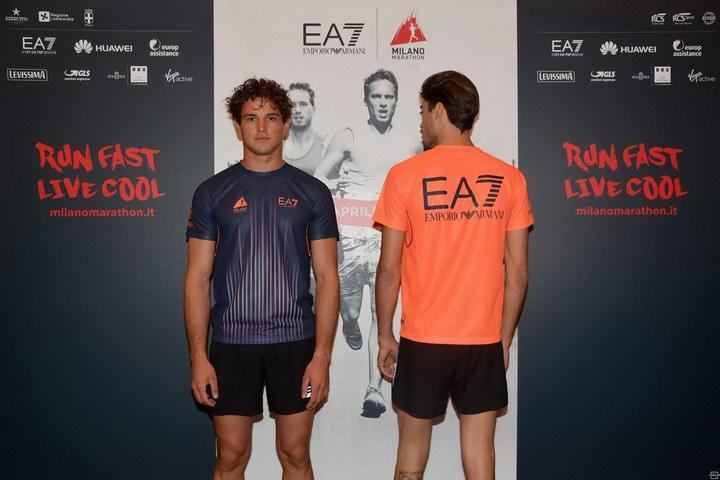 EA7 Emporio Armani and RCS Sport: a winning collaboration at the 18th Milan Marathon