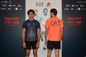 EA7 Emporio Armani and RCS Sport: a winning collaboration at the 18th Milan Marathon