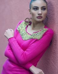 Eles Italia presents the super trendy knitwear line with chic details