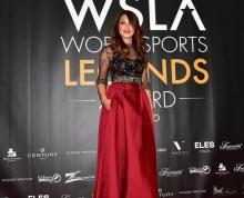 Stefania Loriga . Monaco WSLA 2017 event