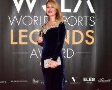 Silvia Loriga . Monaco WSLA 2017 event