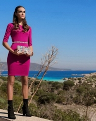 """Sardinian landscape\"" Spring summer 2018 Ecollection by Eles Italia . Photo by Sara Montalbano"