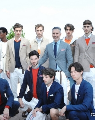 Eleventy Spring Summer 2019 mens collection (photo by Giorgio Cavestro)