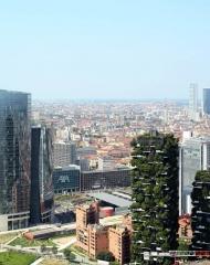 Milano Sky Line  (photo by Giuseppe Spena)